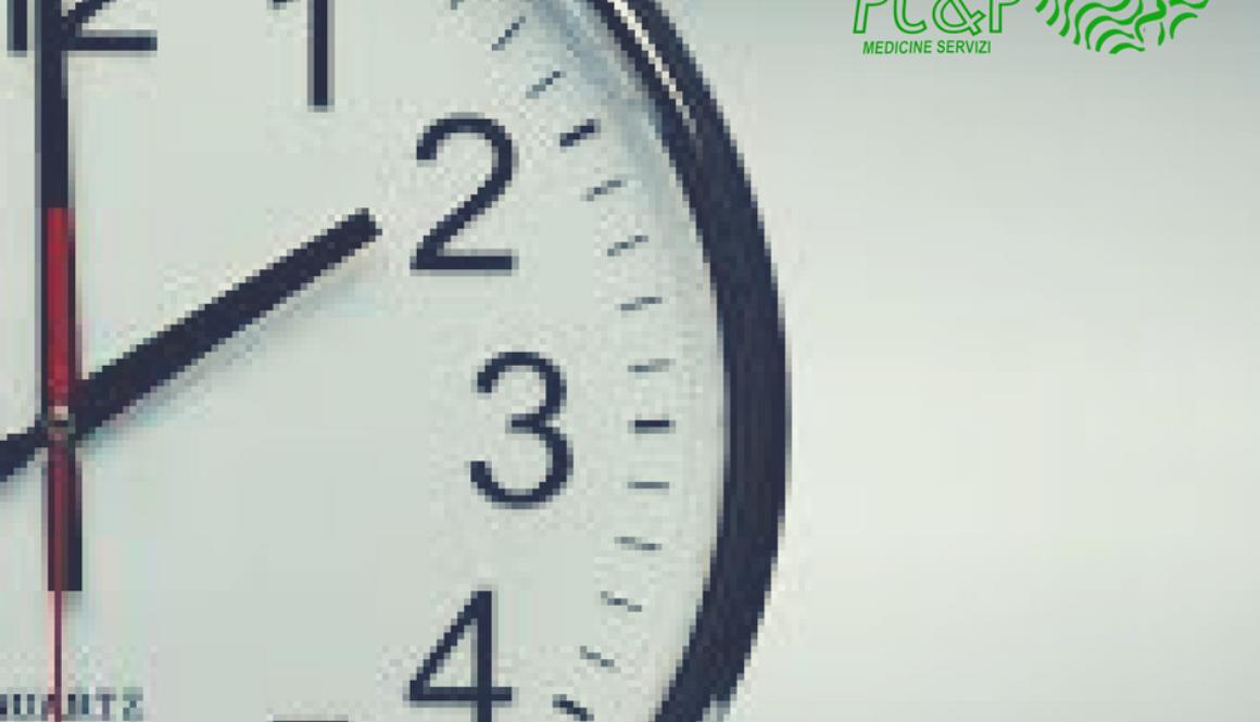 16 consigli per il cambio orario tra il 24 e 25 marzo 2018